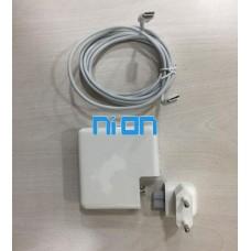 Apple 61w Usb-C Power Adapter Notebook Adaptör (Muadil 20.3V 3A 61W)