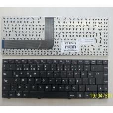 V092328BK1 Notebook Klavye (Siyah TR)