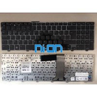 Dell Inspiron N5110 Notebook Klavye (Siyah TR)